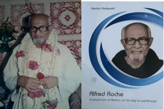 Amcho Padryab Rev. Fr. Alfred Roche, on his way to sainthood – By P. Archibald Furtado, Barkur.